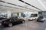BMW 청주 전시장 내부 모습