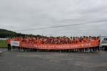 한화생명 신입사원 83명이 6일(토) 1사1촌 자매결연 마을인 충남 청양군 아산리마을에서 농촌봉사활동을 실시했다.