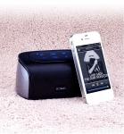 엑타코가 모바일 엔테테인먼트에 최적화된 블루투스 휴대용 스피커 엑타코 붐박스 EC560을 출시했다.