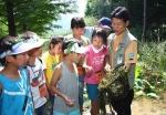 한택식물원은 2013년 여름방학을 맞아 7월 25일부터 8월 25일까지 어린이 및 가족을 대상으로 제9회 한택식물원 여름생태교실을 연다.