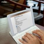 아이패드 미니를 위한 블루투스 키보드가 출시됐다.