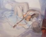 이제_기타의꿈, oil on canvas, 162x131cm, 2010