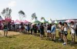 쎄씨가 지난 2일부터 4일까지 2013 인천 펜타포트 락 페스티벌 행사장에서 진행한 이벤트를 성공리에 마쳤다고 6일 밝혔다.