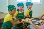 대관령체험학교 - 빵 만들기 체험