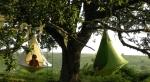 새 둥지에서 영감을 받아 탄생한 영국의 힐링 스페이스, 카쿤(Cacoon)이 인기몰이 중이다.
