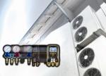 testo 550은 에어컨디셔닝, 냉동냉매 시스템, 히트펌프 등 냉난방기를 다루는 전문가가 자주 찾는 디지털 매니폴드 게이지다.