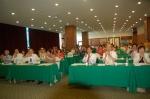 명품강사들이 지난 7월 강의 경연대회를 진행중이다.