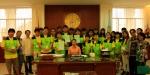 대한민국인재연합회는 (주)화도종합 Electric 후원으로 8월 12일부터 18일까지 총 6박 7일 동안 필리핀 마닐라에서 2013 여름 창의재능기부 및 의료지원봉사를 진행했다.