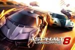스마트폰 레이싱 게임 아스팔트8: 에어본이 애플 앱스토어와 구글 플레이스토어를 통해 22일 전 세계에 무료 출시됐다.