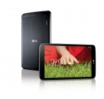 LG TAKES ON GLOBAL TABLET MARKET WITH LG G PAD 8.3