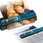 휴대용 스캐너 최초 1200DPI까지 지원하는 매직스캔 D1200 LCD가 출시됐다.