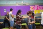 경기도교육청 다문화대안학교로 선정된 누리다문화학교가 기숙사를 갖춰 개교하였다. 창의적체험활동으로 뮤지컬수업이 진행중이다.