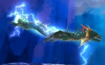 MMORPG 힐링온라인이 한가위 맞이 추석선물세트 3종을 출시해 큰 인기를 얻고 있다. 이미지는 비취룡 캡처화면