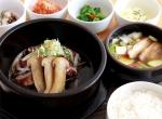 KAL호텔은 자연송이불고기와 송이된장찌개를 선보인다.
