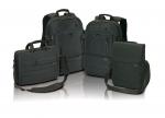 타거스가 페트병을 재활용해 섬유로 만든 친환경 노트북 가방 에코 스마트 에머랄드 그린 시리즈 4종을 국내 출시한다.