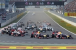 2013 F1국제자동차경주 14차전인 한국대회(코리아 그랑프리)가 4일부터 6일까지 영암 F1경주장에서 열린다.