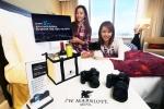 삼성전자가 JW 메리어트 호텔 서울과 갤럭시 NX 대여 패키지를 오픈한다.
