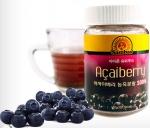 쌈바스 아사이베리는 관세청 통관된 믿을 수 있는 원료만으로 국내에서 아사이베리 분말(파우더) 제품을 생산해 판매하고 있다.