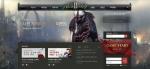 웹젠 아크로드2 공식홈페이지