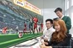 LG유플러스가 KONAMI와 손잡고 세계적인 인기 축구 게임 월드 사커 위닝일레븐 2014를 클라우드 게임 C-games를 통해 첫 선을 보인다.