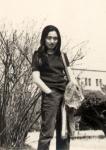 서울대 공대생 시절의 김진애 전 의원
