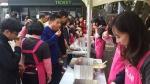 한국철강협회 스테인리스스틸클럽(회장 서영세, 포스코 STS 부문장)은 10월 19일 서울 용산구 서울타워앞 야외데크에서 남산을 찾은 시민들을 대상으로  스테인리스강에 대한 올바른 정보를 전달하기 위해 야외 시연회를 개최했다