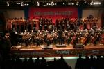 지난 2011년 제23회 화전문화제 전야음악제로 먼저 완성된 제4악장만으로 공연된 합창교향곡 노량해전의 모습이다. 올해는 완성곡을 무대에 올린다.