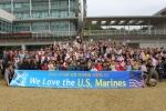 포항시는 한미동맹 60주년을 맞아 오키나와에 주둔하고 있는 미 해병대 3사단 장병들을 대상으로 포항 시티투어 행사를 가졌다.