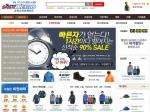 슈퍼스포츠제비오 공식 온라인 쇼핑몰 메인화면