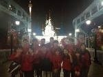 오피스디포 6기 대학생 서포터즈가 다니엘 복지원생들과 함께 롯데월드 나들이에 나섰다.