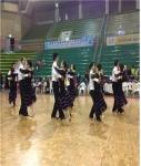 서대문체육회관 댄스스포츠 회원들이 제4회 서울특별시연합회장기 생활체육 댄스스포츠 대회에 참가했다.
