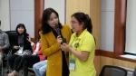 농촌사랑지도자연수원이 다문화가정 부부관계향상프로그램을 실시했다.