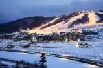 알펜시아 리조트가 22일 2013-14 스키 시즌을 개막한다.