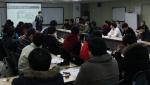 보건복지분야 사회복무요원 직무교육 심화과정 시범교육이 진행됐다.