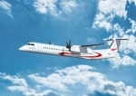 Bombardier Aerospace announced today that Abu Dhabi Aviation, based in Abu Dhabi, has signed a Letter of Intent (LOI) for two Q400 NextGen aircraft.