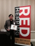 Access Mobile Co., Ltd. Selected as a 2013 Red Herring Top 100 Global. At the Red Herring Global forum in Los Angeles on November 20th, Choel Won Lee, CEO of Access Mobile.