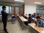 (주)비앤파트너스 김석 대표가 영덕군 강소농 육성 정밀 경영 컨설팅을 수행했다.