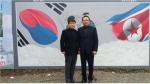왼쪽부터 최영선 재정위원장, 윤정열 총괄대표