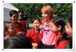팝페라 가수 이사벨이 4일 KBS1TV 특별생방송으로 진행되는 나눔이 행복입니다에 나눔 연예인의 대표 아이콘으로 출연한다.