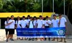 장미란 선수, 파랑풍선과 사이판에서 멘토링 캠프 진행