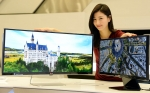 LG Electronics (LG) will break new ground with the launch of its 34-inch IPS 21:9 UltraWide (Model UM95) monitor.