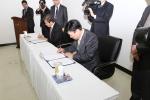 하이브랜드는 The-K서울호텔과 사업활성화 및 공동이익을 위한 업무협조 약정(MOU)을 체결했다.