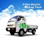 Electric pick-up truck PEACE