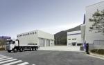 지난 12월 18일에 기존 사업소를 대규모 확장 이전하여 오픈한 볼보트럭 울산사업소