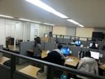 뉴스와이어 서소문 사무실 전경