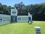 2013 볼보 월드 골프 챌린지(2013 Volvo World Golf Challenge) 월드 파이널에 한국대표로 참가한 볼보트럭코리아 고객 우병용씨