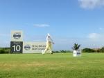 2013 볼보 월드 골프 챌린지(2013 Volvo World Golf Challenge) 월드 파이널에 한국대표로 참가한 볼보트럭코리아 고객 임채옥씨