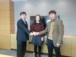 매직카라가 대우인터내셔널과 전략적 제휴를 체결했다.