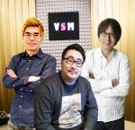 싱어송라이터 강인원(55)이 보컬트레이너계의 아이돌 장효진(30)과 손잡고 종합엔터테인먼트 기업 VSM을 설립했다.(왼쪽부터)문상원, 장효진, 강인원