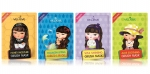 천연화장품 브랜드 베리브가 욕심소녀 페이스 마스크 4종을 출시했다.